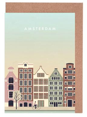 Amsterdam Greeting Card Set