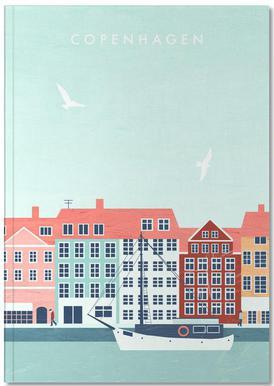 Kopenhagen Carnet de note
