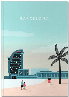Barcelona Notitieboekje