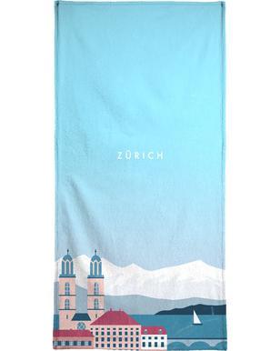 Zürich Handdoek