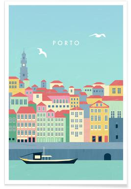 Porto affiche
