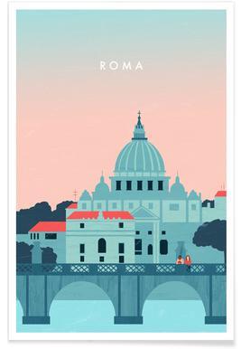 Rome affiche