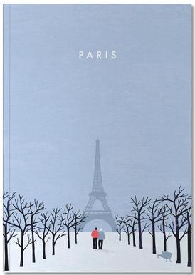 Paris Carnet de note