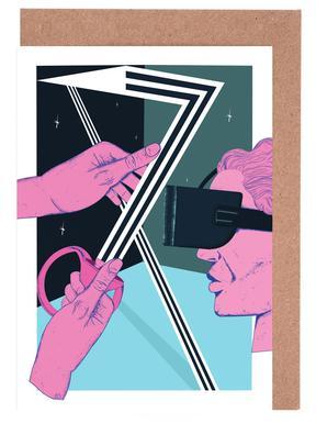 VR Temptation cartes de vœux