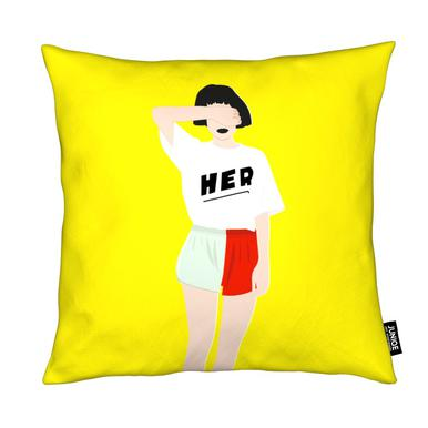 Her IV Cushion