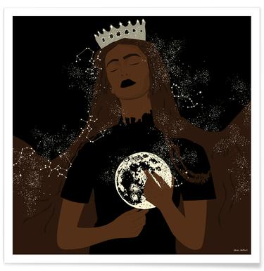 The Moon Queen -Poster