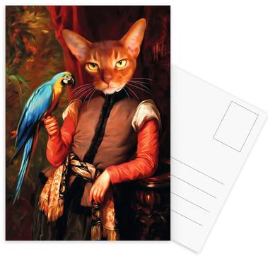 Little Prince Postcard Set