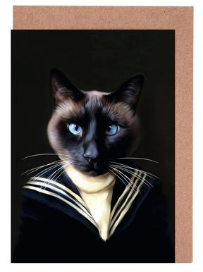 Dorus the Sailor Greeting Card Set