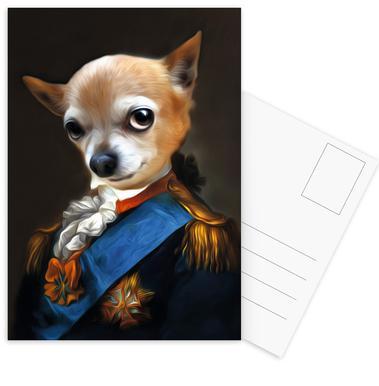 Kereltje Set de cartes postales