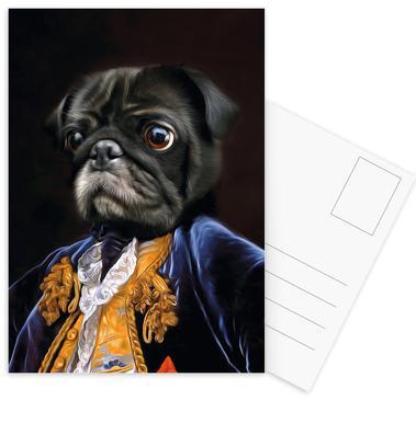 Greg Set de cartes postales