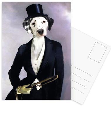 Lady Dalma Postcard Set