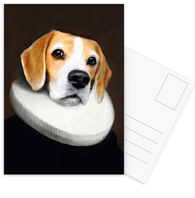 Miss Daisy cartes postales