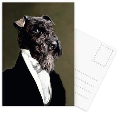 Eluf Set de cartes postales