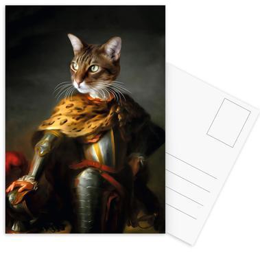 King Maui Set de cartes postales