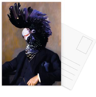 Elvis Set de cartes postales