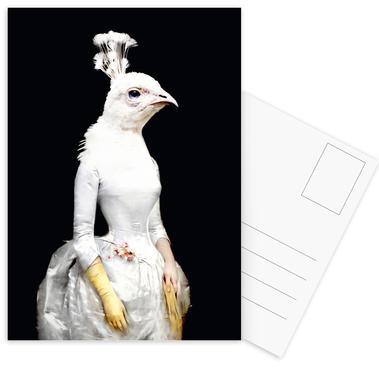 Albine Set de cartes postales
