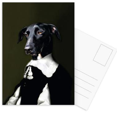 Mingus -Postkartenset