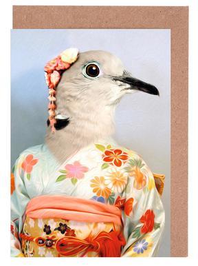 Toki Set de cartes de vœux