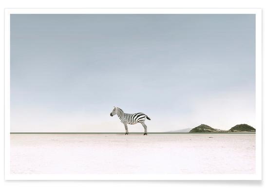 Lost in the Landscape by @ledart poster