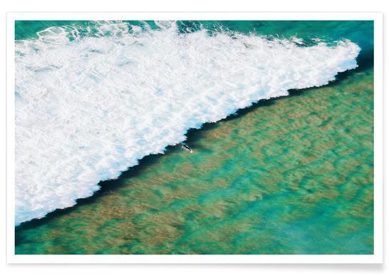 Strayan Beach by @armanimaad affiche