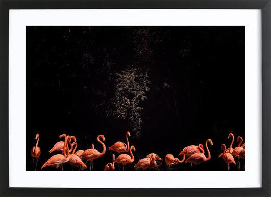 Squad by @abaseenafghan Framed Print