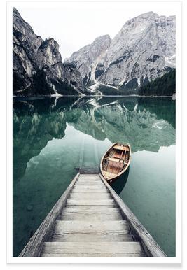 Calm Waters by @rwam affiche