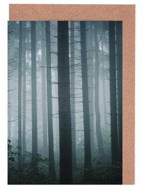 Morning Mist by @goldenhourpictures Greeting Card Set