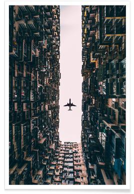 Watch It Soar by Kevin Cho affiche