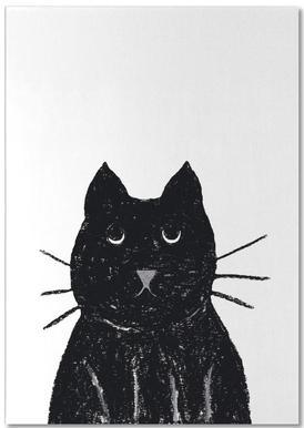 Innocent Cat Notepad
