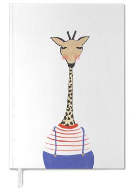 Giraffe with Clothes agenda
