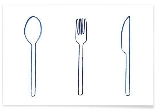 Kitchen Objects Vol.1 affiche