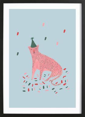 Party Animal Vol.1 Framed Print