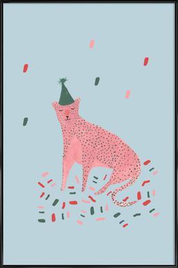 Party Animal Vol.1 Framed Poster