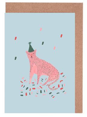 Party Animal Vol.1 -Grußkarten-Set