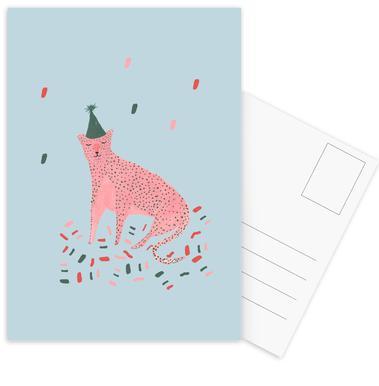 Party Animal Vol.1 Postcard Set