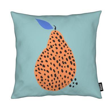 Joyful Fruits - Pear Coussin