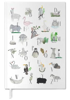 Animals with Letters Agenda