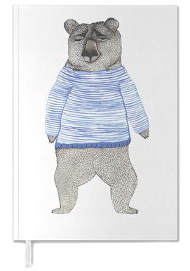 Bear with Stripes Agenda