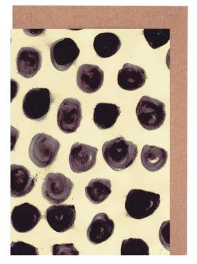 Akaien -Grußkarten-Set