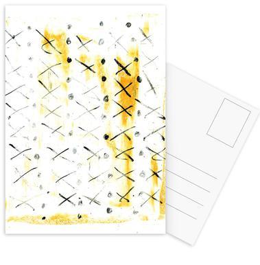 Black Triangle -Postkartenset