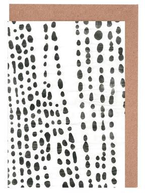 Organical Texture -Grußkarten-Set