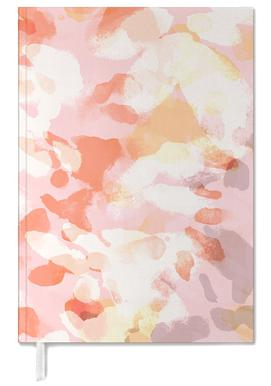 Floral Pastell agenda