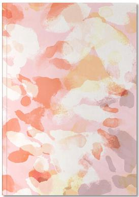 Floral Pastell Notebook