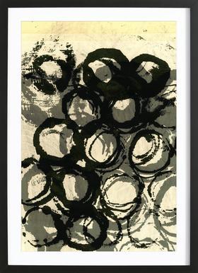 Sahkyi Framed Print
