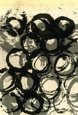 Sahkyi Impression sur alu-Dibond