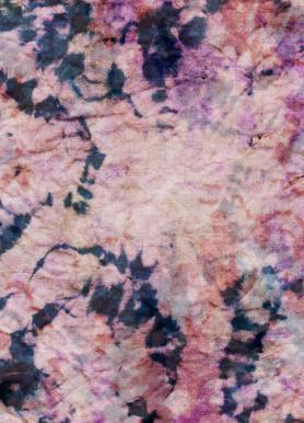 Textile Study Rosé -Leinwandbild
