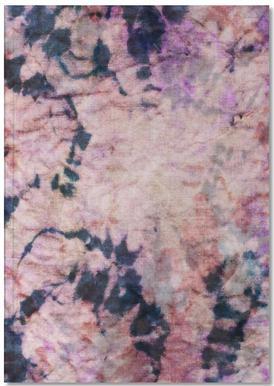 Textile Study Rosé Carnet de note