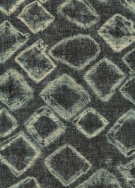 Textile Study Bordeaux -Leinwandbild