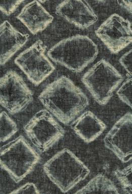 Textile Study Bordeaux Aluminium Print