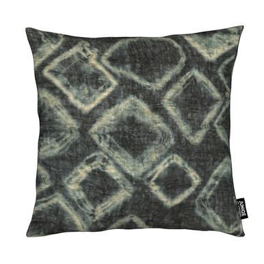 Textile Study Bordeaux Cushion